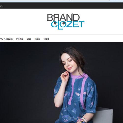 online brand closet