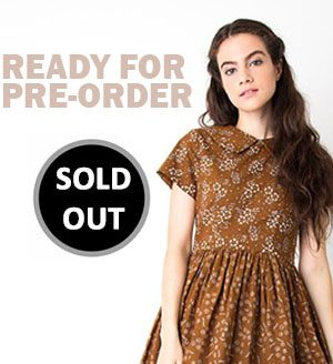 SOLD OUT - READY FOR PREORDER