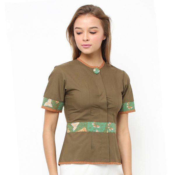 GREEN_Batik Plain_Front copy