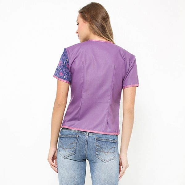 PURPLE_Batik Kiri_Back
